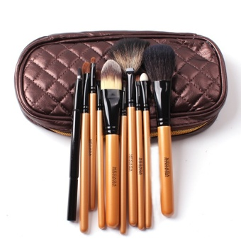 MEGAGA bulu kuda make-up artist makeup kuas makeup set kuas