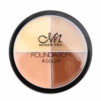 Menow Pro Foundation Concealer 4 Color - For Shading Contouring Corrector - Shade No 3