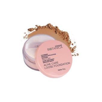 Mineral Botanica - Acne Care Loose Foundation - Rose