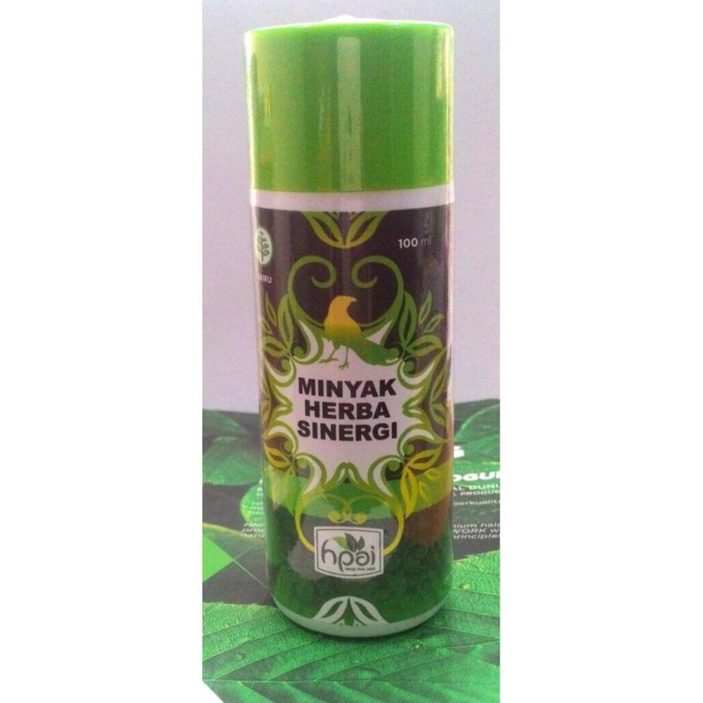 ufairah minyak bubut (minyak herba sinergi hpai)