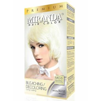 Miranda Hair Color Bleaching [MC-6]