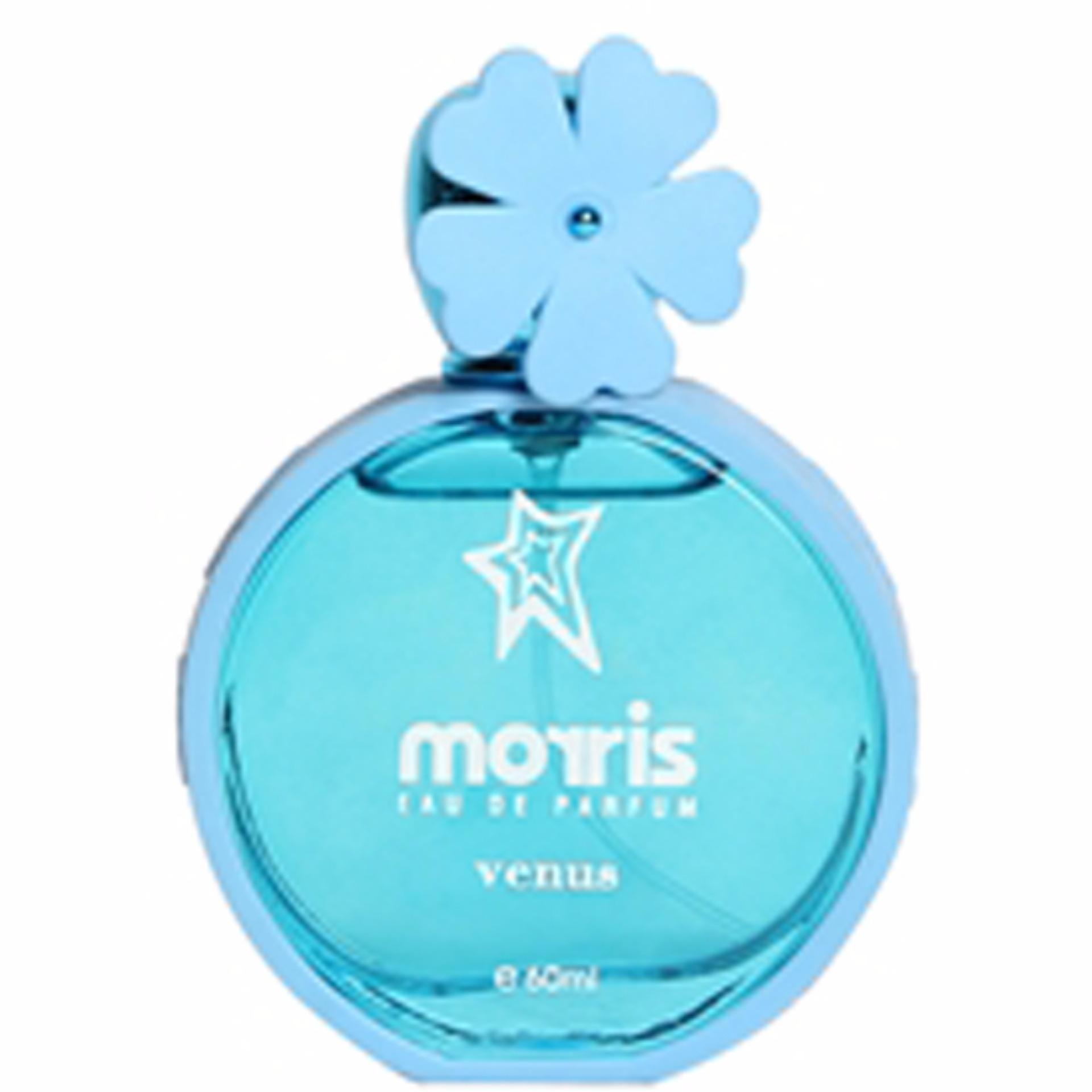 morris pure eau de parfum 70ml – biru