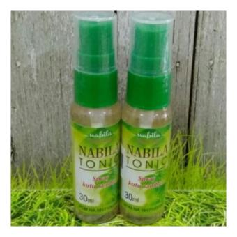 Nabila Hair Tonic Spray Obat Herbal Anti Kutu Rambut Ketombe Gatal Dll b7d7607c09