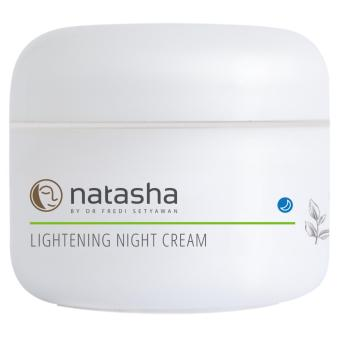 Natasha By Dr. Fredi Setyawan Lightening Night Cream