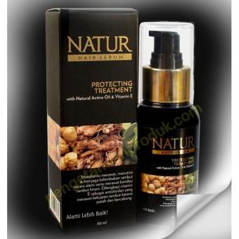 Natur Hair Serum Protecting Treatment 60Ml