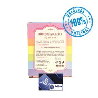 Shock Price New Wink White Fruitamin Soap 10 in 1 Original 100 gr penjualan - Hanya