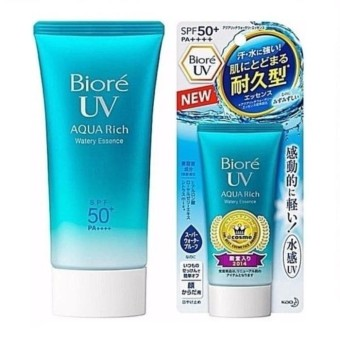 NTR BIORE UV Aqua Rich Watery Essence SPF 50+/PA++++ 100%ORIGINAL