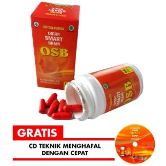 Omar Smart Brain Vitamin Otak OSB