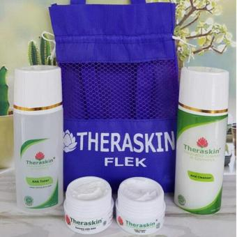 [PAKET FLEK] CREAM THERASKIN ORIGINAL BPOM