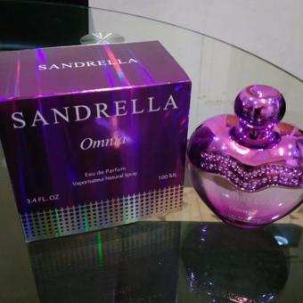 Parfum wanita Import murah terlaris Sandrella Omnia obral 100ml I minyak wangi artis