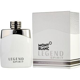 Parfum Pria import murah terlaris Legend spirit Edp 100ml I minyak wangi Artis