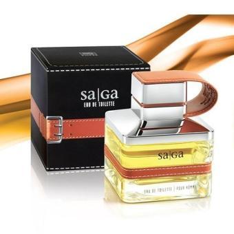 PARFUM PRIA ORIGINAL TAHAN LAMA Import Saga for Men /Import Murah Debiru Minyak Wangi soft