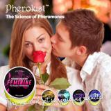 Gambar Produk Rinci Pherolust'tm Original - Parfum Wanita Pemikat Pria Made In Usa Feminine Solid Pheromones - Red Terkini