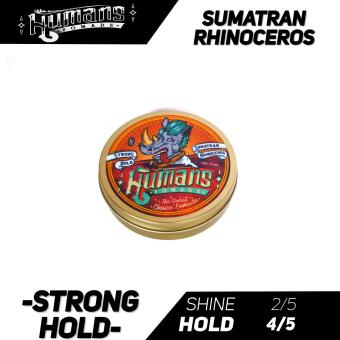 Humans Pomade Strong Hold 100gr - Sweet gum
