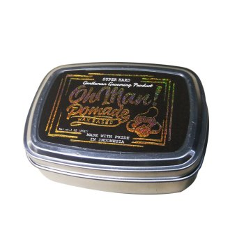 Pomade Oh Man! - Wax Based