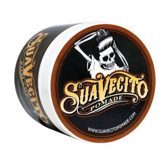Pomade Suavecito Original Hold 4 Oz - Medium Waterbased Water Based + Free Sisir Saku