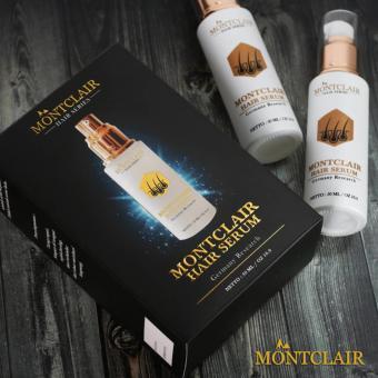 Premierfashionstore Montclair Hair Serum / Obat Penumbuh Rambut ( Garansi Pasti Tumbuh )