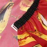 Detail Gambar Pro Salon Rambut Pemangkas Mantel Barber Possbay Sepeda Motor  Apron Kain untuk Pria dan 568dbb004c