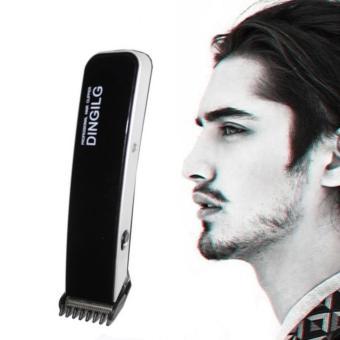 Promo Dingling Alat Cukur Rambut Hair Clipper Charger Exclusif - Hitam