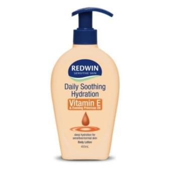 Redwin Body Lotion Vitamin E Primrose Oil 400Ml - Perawatan Tubuh