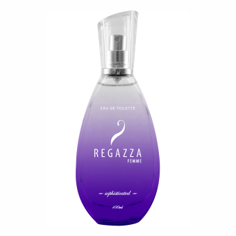 Regazza EDT Sophisticated Violet - 100ml