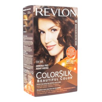 Revlon Hair Colorsilk Chesnut Brown 46