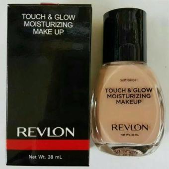 Revlon Touch & Glow Liquid Make Up