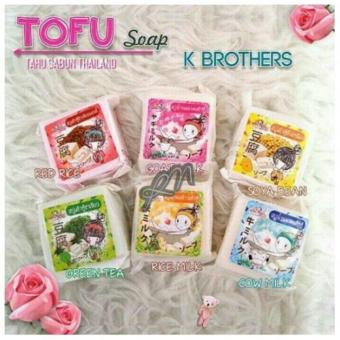 Sabun Tahu K-Brother / Tofu Soap K-Brother Original Thailand