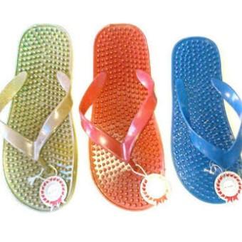 Sandal Kesehatan/Sandal Refleksi Pentol Bahan Berkualitas 39/40 Model Terbaru