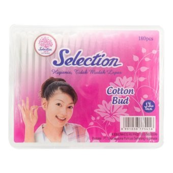 Selection Cotton Bud 180's