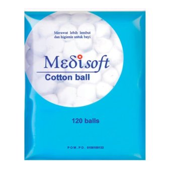Selection Medisoft Cotton 120 Balls