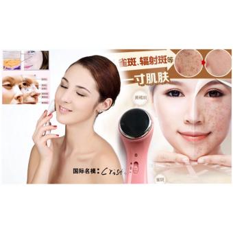 Setrika Wajah Ion Face Massager