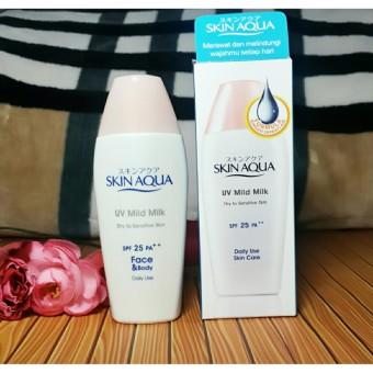 Skin Aqua UV Mild Milk SPF 25