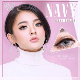 softlens navy grey by dreamcon ( normal only )