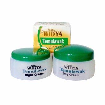 Temulawak Cream Widya 2 in 1 BPOM - Temulawak Widya Ori
