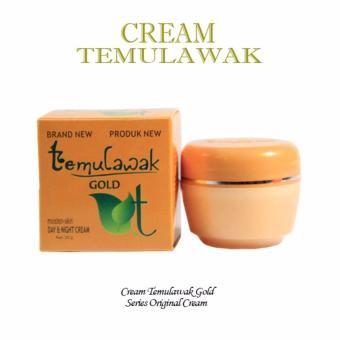 Temulawak Gold Day Night Cream All In One