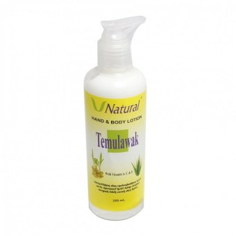 Temulawak - Hand and Body Lotion 250 ML