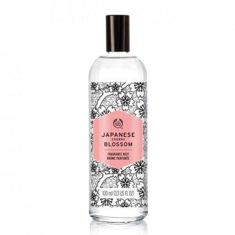 The Body Shop Voyage - Japanese Cherry Blossom Mist 100ml