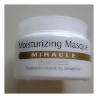 Titbit Miracle Masker Rambut