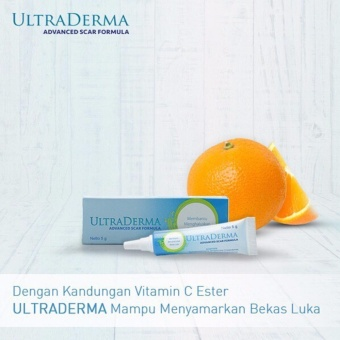Ultraderma Advance Scar Formula