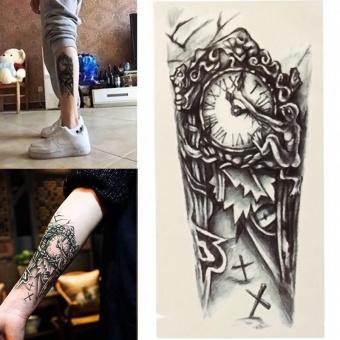 Cek Harga Baru Versea Waterproof Temporary Tattoo Tatoo Henna Fake