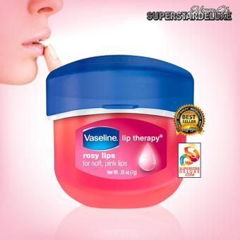 Vaseline Lip Therapy - Rosy Lips (pelembab / pemerah bibir)