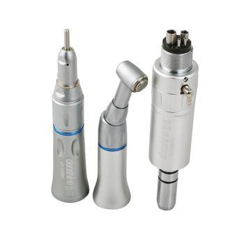 Vinmax Dental 4 lubang lambat kecepatan rendah tangan bagian Kit tekan tombol 4 jam e-