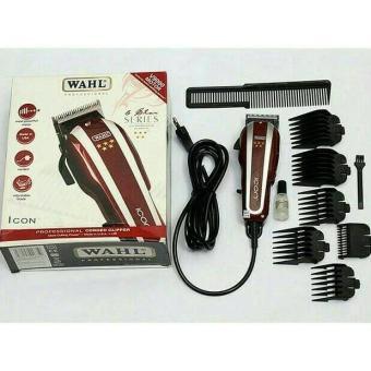 Wahl ICONE - Hair Clipper 6 Sepatu Sisir Star Series Profesional