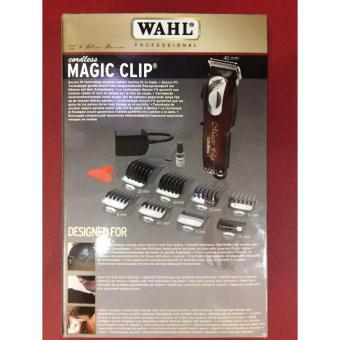 Wahl Magic Clip Cordless 5 Star Series