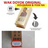 ... Wak Doyok Berhologram Original Cream Penumbuh Jambang Herbal - Dada Kumis Bulu Jenggot Rambut - 75ml
