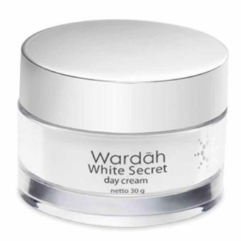 Wardah White Secret Day Cream 30Gr  Krim Siang Wardah SPF 35++