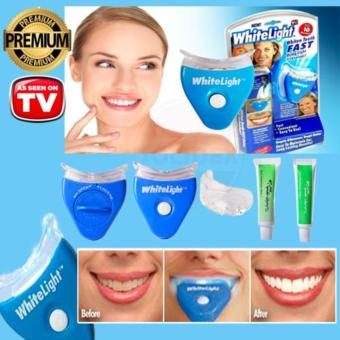 White Light Teeth Brightener/ Whitening Teeth / Alat Pemutih Gigi - 1