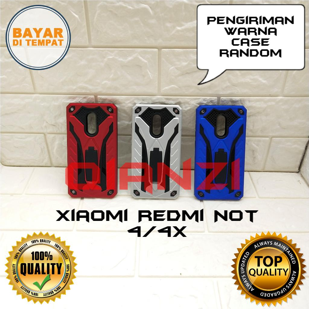 Casing/Hardcase Robot PhantomTransformer Kick Standing Xiaomi Redmi Not 4/Not 4X