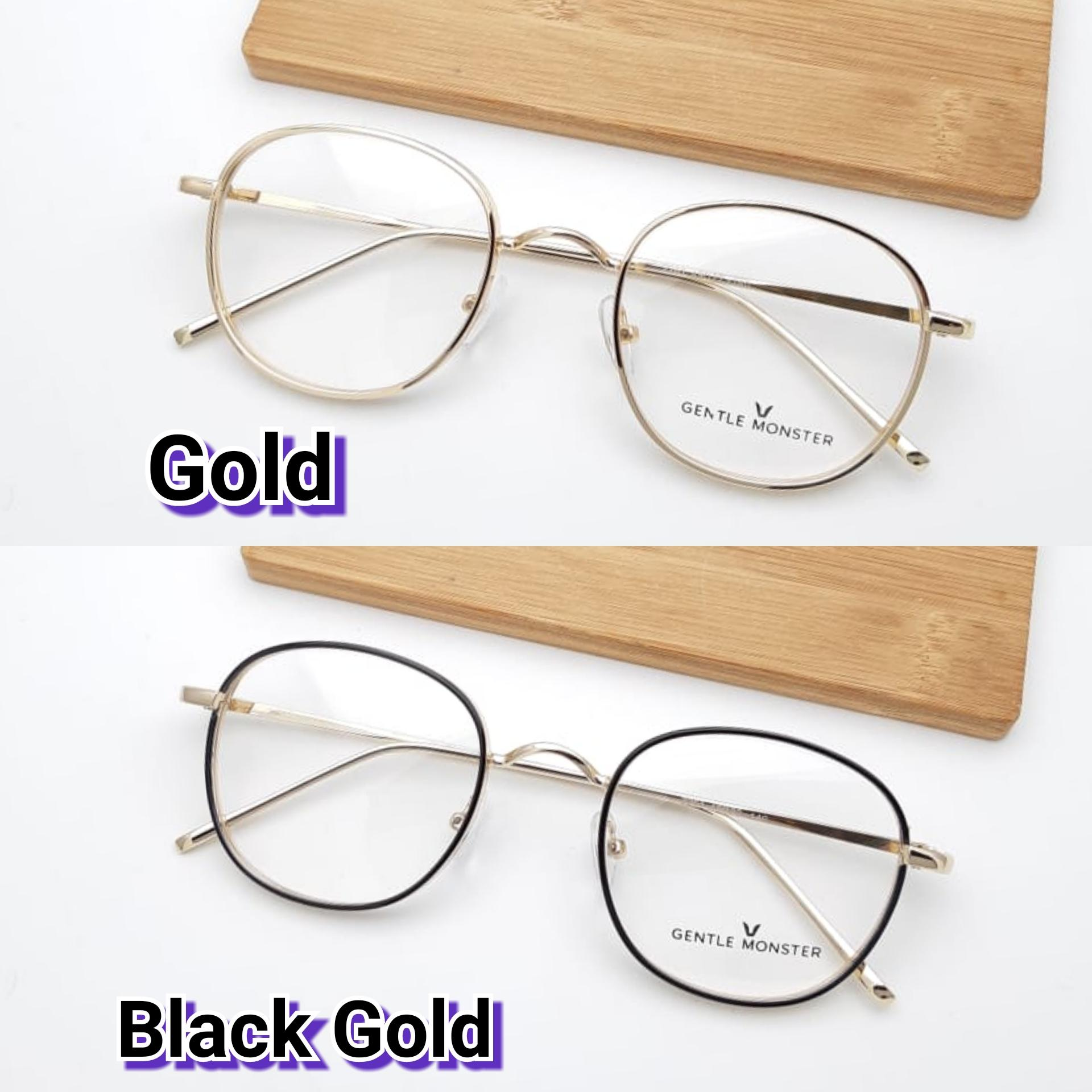 Detail Gambar Frame Kacamata minus Paulin GM Kacamata baca kacamata bulat kacamata  minus   plus   c128a36f87